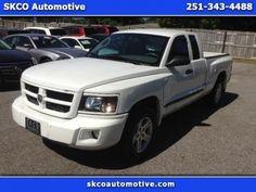 2011 Dodge Dakota $12,950