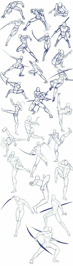 Drawn katana combat #14