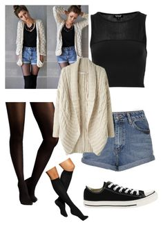 """""""Mmm..."""" by heartless-revenge ❤ liked on Polyvore featuring Topshop, SPANX, Tsumori Chisato, Ann Taylor, Converse and cute cold fashion beauty lovely beautiful gorgeous harry styles one direction justin bieber hot girl"""