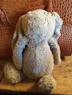 Found on 01 Dec. 2015 @ Clevedon. Clevedon friends with small children, please read and share....!! This well loved bunny was found in Clevedon a few weeks ago, I'm sorry to say Christmas and new year got in my way and I've only j... Visit: https://whiteboomerang.com/lostteddy/msg/ljt413 (Posted by Jo on 18 Jan. 2016)