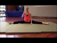 ▶ How to get your Middle Splits Fast! - YouTube