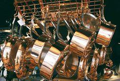 Copper pan dreams