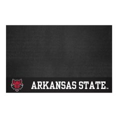Arkansas State Red Wolves BBQ Grill Mat