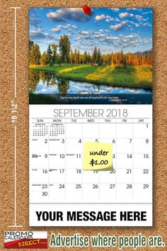 2021 Christian Faith wall calendars - low as Fundraise for your Church or School. Promote your Business in the homes and offices of people in your area every day! Calendar Themes, Calendar App, Print Calendar, Advertise My Business, Out Of Office Message, Christian Calendar, Mobile Advertising, Post Free Ads, Phone Messages