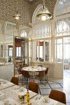 LISA restaurant Beirut, photo © LISA Beirut. https://www.yatzer.com/brilliant-beirut-rana-salam