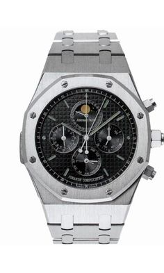 Audemars Piguet Royal Oak Complication Mens Watch 25865BC.OO.1105BC.01 $702,000.00