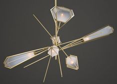 Harlow Chandelier - Large Product Image Number 2