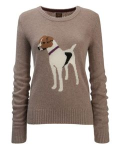 Jack Russell sweater