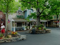 Silver Dollar City Branson, Missouri... the most awesome place to check out. I loved it!