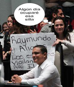 La Tira Cómica: Te estaremos vigilando Raymundo