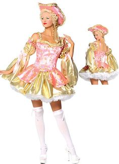 Sexy Marie Antoinette Costumes