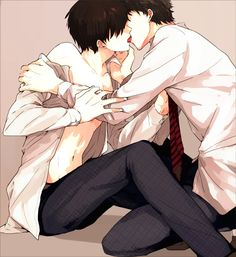 This looks like twincest. XD