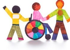Teaching Children About Inclusion by:   Emma    Written by a mother who's child is usually left out, ideas are given to teach children about being inclusive as well as supportive of those learning to be inclusive. She asks adults to ask children 'why' questions to discover the true meaning of a child with disabilities being left out. Is it the ability level of that child? She also gives five ways which empowers children to be inclusive.