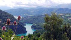 Lac de Monteynard France - Paradisiac lake   Tukibomp
