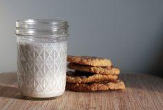 Homemade Walnut Milk via @denise grant Mayberry