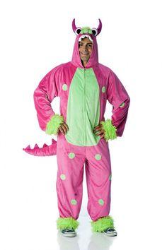 Crazy  Monster Overall für Erwachsene, Verkleidung Monster Kostüm, 100% Polyester wird bei Fetenman's verkleidungen-kostueme.de unter der Kategorie Monsterkostüme   geführt. Tolle Verkleidungen von Orlob Handelsgesellschaft online bei verkleidungen-kostueme.de bestellen und preiswert einkaufen. Die Artikelnummer lautet 28-4001 (EAN / GTIN  ).