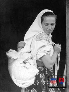 Grossmann Photo- Durcina 1957, Slovakia