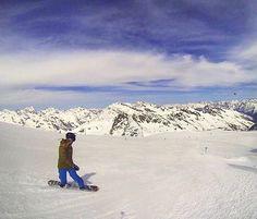 Those Austrian views are something wicked.  @stefsnow97 #Stef #Austria #German #View #Alps #Wicked #MountainVibez #Vibez #Snowboarding #Snowboard #Mountain #Shred #Snow #HellYeah #Gnarly #Like #Shredding #Snow #Powder #Winter