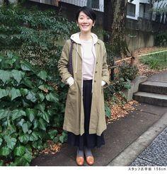 [エンベロープオンラインショップ] Lisette リゼッタスタッフがおとどけする 春を添えた2月の着こなし②