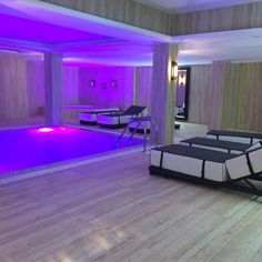 A little relaxation at the hotel's spa! #spa #relax #vacation