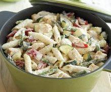 Creamy Pasta Primavera #recipe http://www.cookingwithstockpilingmoms.com/index.php/2012/01/creamy-pasta-primavera/