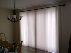 Hunter Douglas Luminette Calgary shades and privacy sheers are best for patio doors and large Window coverings. Luminette Sales with matching Silhouettes. Patio Blinds, House Blinds, Patio Doors, Door Wall, Window Wall, Large Window Coverings, Window Sheers, Curtains