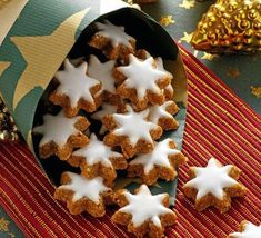 Sugar Cookies Snowflakes. | CULINARY BOOK