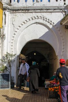 Places Around The World, Around The Worlds, Morocco Travel, Moroccan Style, Casablanca, Beautiful Places, Blog, Africa, Street View