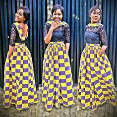 60 Ways to Style Your Ankara Skirts - Wedding Digest NaijaWedding Digest Naija African Fashion Ankara, African Models, Ghanaian Fashion, Latest African Fashion Dresses, African Dresses For Women, African Print Fashion, African Attire, African Women, African Prints