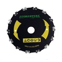 Forester Chainsaw Tooth 9' Brush Blade * See this great product.