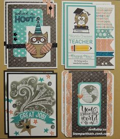 Chalk it up, Stamp of the month, Jen's Jewel Box (CTMH with Jen Rubio)