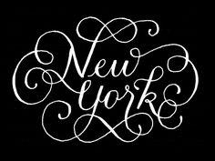 New York by Ray Masaki