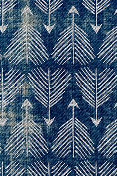 Django Arrows (indigo) custom fabric by nouveau_bohemian for sale on Spoonflower Bohemian Fabric, Bohemian Pattern, Bohemian Print, Etnic Pattern, Fabric Patterns, Print Patterns, Loom Patterns, Skulls, Patterns