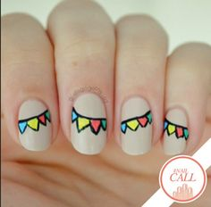 Applique Nail Art and New Nail Polishes from Our Readers