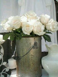 Vase á Fleurs