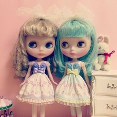 (18) blythe dolls   Tumblr