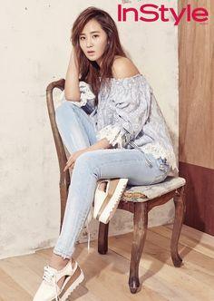 Girls' Generation Yuri InStyle Korea April 2016 | SNSD