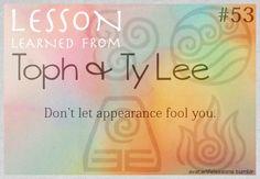 avatar life lesson #53