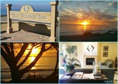 Come Enjoy California With A Coastal Wine Package At Cambria's Blue Dolphin Inn and the Wine Wrangler! Check out the great review from @Erin Miller #LA #Los Angeles #travel #winecountry