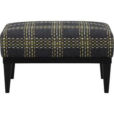 Donegal Ottoman|Crate and Barrel
