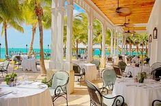 One of my most favorite places to dine in the world...Latitudes @ Key West.