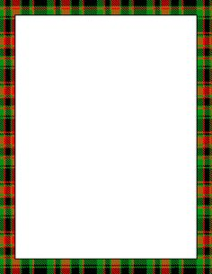 Free tartan border templates including printable border paper and clip art versions. File formats include GIF, JPG, PDF, and PNG. Vector images are also available. Christmas Boarders, Christmas Frames, Xmas, Christmas Tree, Boarder Designs, Page Borders Design, Borders For Paper, Borders And Frames, Stocking Template