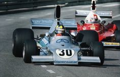 Wilson Fittipaldi | Fittipaldi FD03 | Monaco Grand Prix