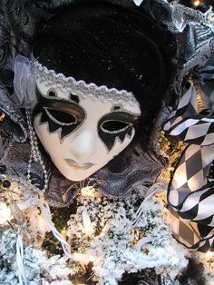 HARLEQUIN ❖ Harlequin Christmas by Nareshe