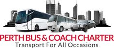 Perth Bus and Coach Charter specialise in bus hire Perth