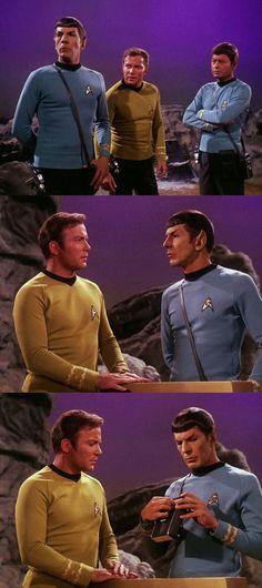 Purple firmament (Star Trek)