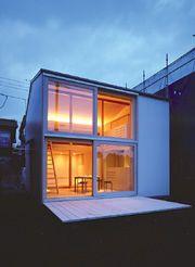 9坪ハウス-Boo-Hoo-Woo.comの新しい住まいとライフスタイルの提案-