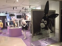 "Update: Ariana's pop-up shop located exclusively at ""Shibuya 109"" in Japan. #arianagrande"