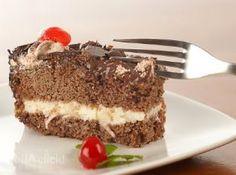 Receita de Bolo Prestígio - bolo com coco ralado e cerejas em calda (não utilize gomas e sim cerejas) Procure fazer este bolo de véspera para que ocorra melhor absorção do...