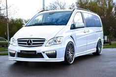 Mercedes Bus, Mercedes Benz Vito, Automobile, Vans, Vehicles, Decor, Van, Nice Cars, Decoration